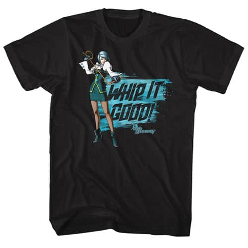 Ace Attorney's Whip It Tall Shirt