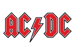 AC-DC Tall Shirts