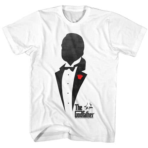 The Godfather's Silhouette Tall Graphic Shirt