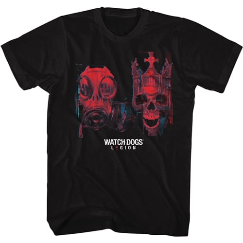 Watchdogs Gas and Skill Tall Shirt