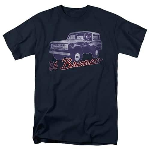 66 Bronco Classic - Ford Tall Shirt