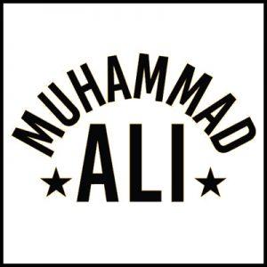Muhammad Ali Licensed Shirts