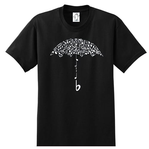 Sound of Rain | Tall Graphic Tee