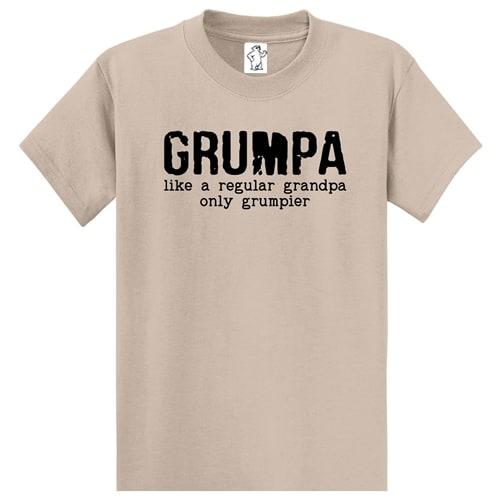Grumpa | Tall Grandpa Shirt
