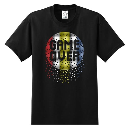 Game Over | Tall Graphic Tee