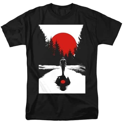 Woods - Bloodshot Tall Shirt