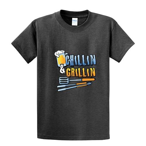 Chillin & Grillin Tall Shirts
