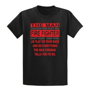 Fire Fighter Tall Shirt
