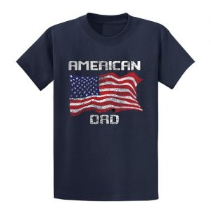 American Dad tall mens shirt
