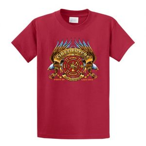 firefighters tall shirt