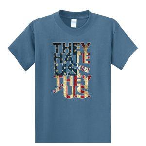 Patriotic Tall Shirt