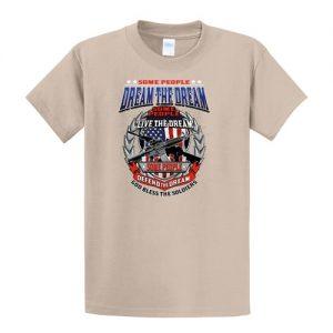 Dream the Dream tall shirt