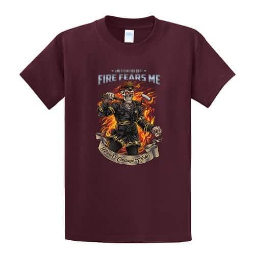 firefighter tall shirt